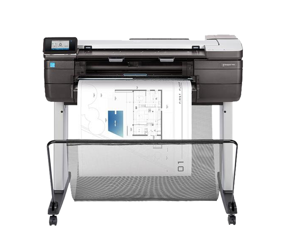 HP Plotter T830