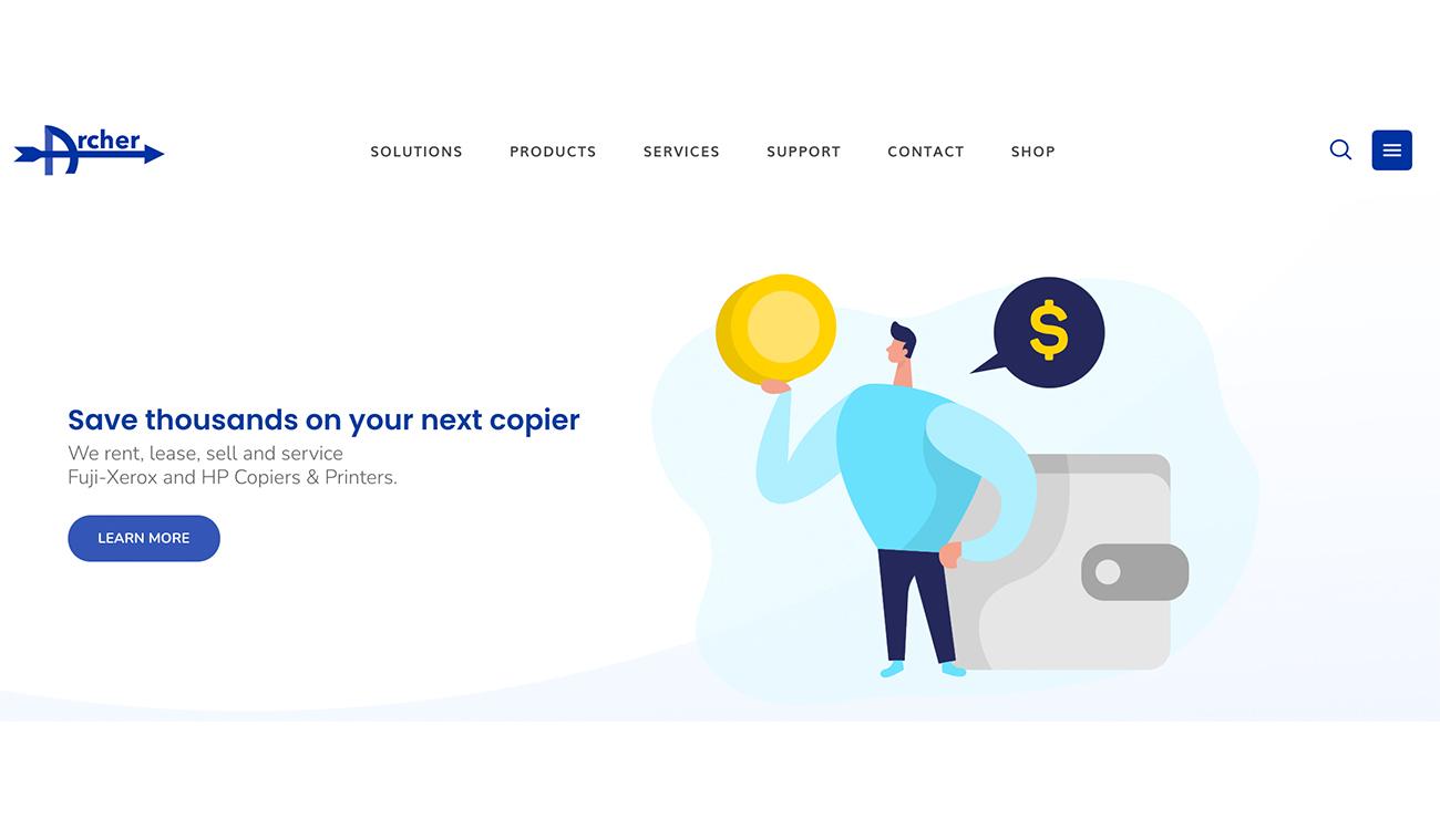 Archer Website 2021